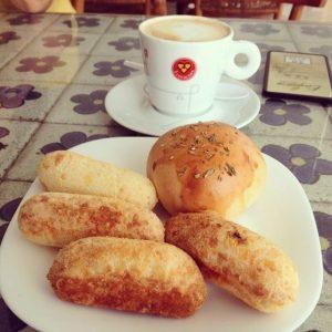 Casa aposta em menu diversificado de opções de pães (Foto: Divulgação)
