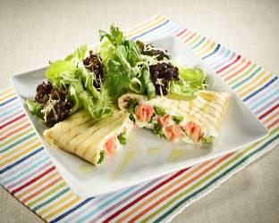 Salmão: destaque saboroso no cardápio da Salad Creations