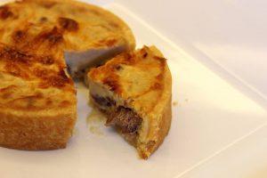 Tortolê se destaca com cardápio variado de doces e salgados (Foto: Divulgação)