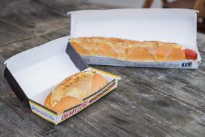 Mini hot dog e sabor três queijos são novidades do Oh My Dog! (Divulgação)