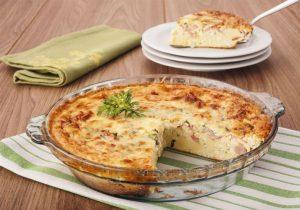 Omelete ao forno (André Fortes/Divulgação)