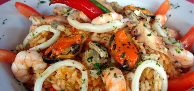 Aprenda a preparar e cozinhar frutos do mar