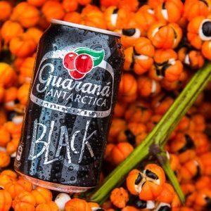 Guaraná Antarctica Black, novo lançamento do Guaraná Antarctica (Divulgação)