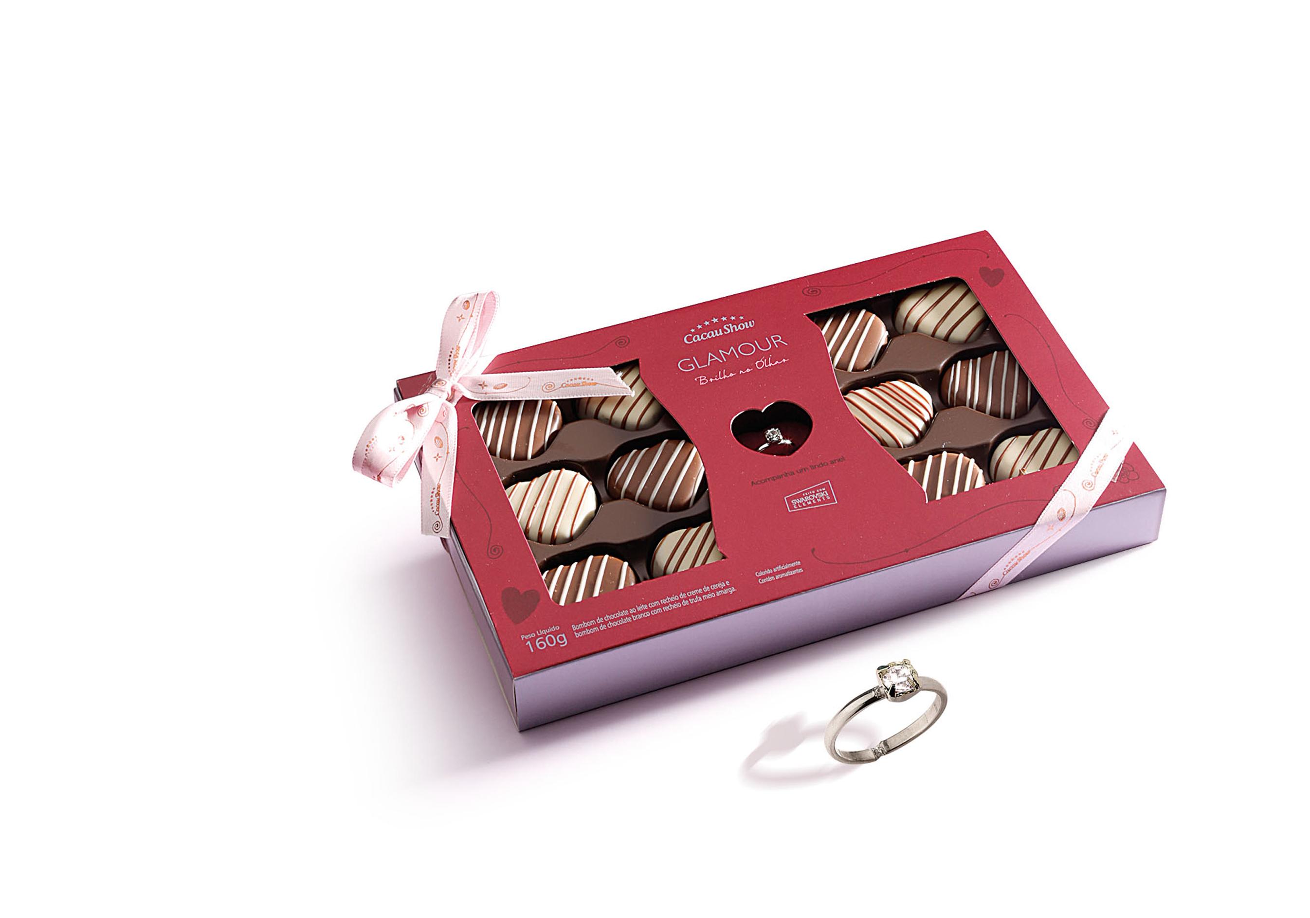 bc981985474 Cacau Show traz dicas para Dia dos Namorados
