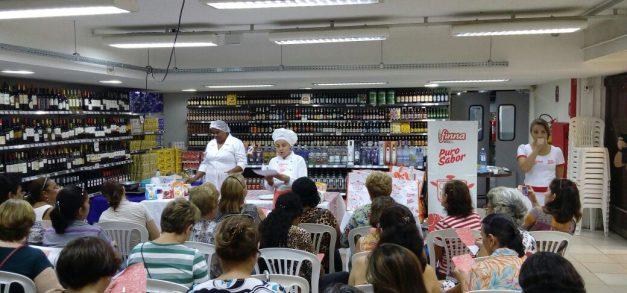 São Luiz promove cursos de culinária em parceria com a M. Dias Branco