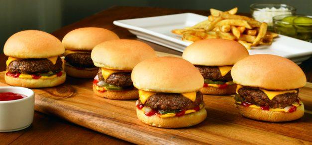 Outback Steakhouse apresenta opções para o Dia do Hambúrguer