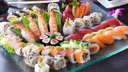 Imprensa Food Square oferece sushi de graça hoje