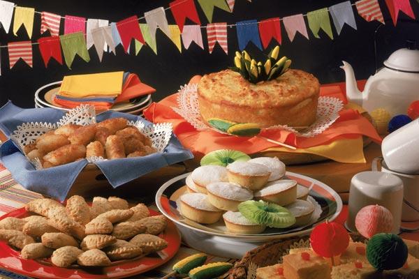 Gastronomia é cultura: os festejos de São João