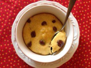 Cookie de micro-ondas (Divulgação)