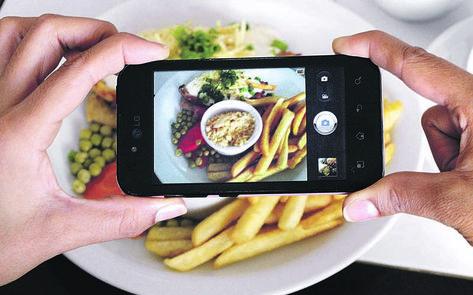 Aplicativo de celular será capaz de contar calorias por fotos