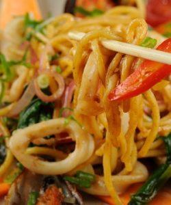 Miojo de frutos do mar: dica saborosa de hoje (Divulgação)