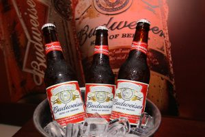 budweiser buddy's bar