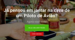 """Dinneer oferece jantares compartilhandos visando ser um """"Airbnb gastronômico"""""""