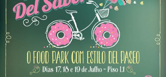 Parque Del Sabor: último dia é hoje