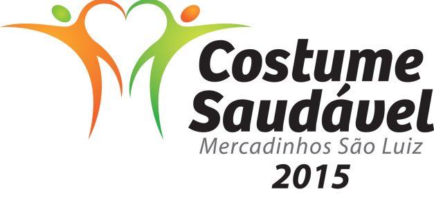Costume Saudável 2015 vem aí, e fará desafio Gourmet Saudável