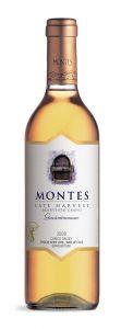 Montes Late Harvest 2012 foi um dos vinhos servidos pelo Cabaña del Primo em jantar harmonizado com Viñas Montes