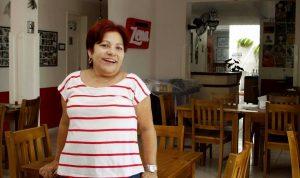 A feijoada do Restaurante Zena é uma das mais famosas da cidade