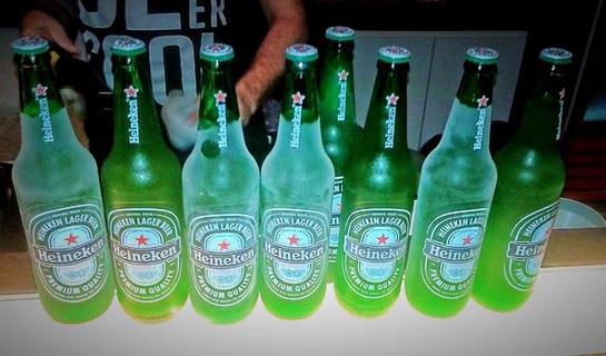 Saidera de hoje no Deck5: drinks e petiscos para a noite de sábado