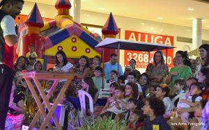 Food Park das Crianças acontece no próximo final de semana (Foto: Iara Aime)