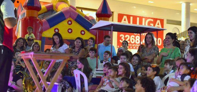 Terceira edição do Food Park das Crianças faz homenagem ao Dias dos Pais