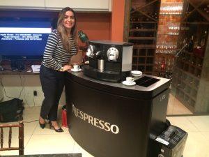 Nespresso e Café Viriato realizaram harmonização de cafés na terça-feira, 3 de agosto