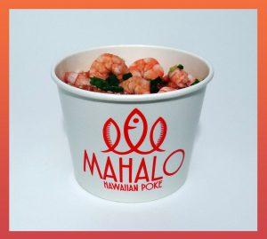 Os pokes havaianos do Mahalo marcarão presença no evento