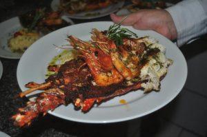 Criações inusitadas abrangem carnes e mariscos