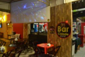 bar da cidade
