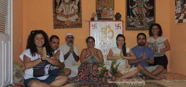 Alimentação zen e sustentável: delícias internacionais no Annapurna