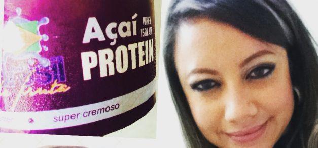 Açaí Protein da Brasil da Fruta e os benefícios do açaí