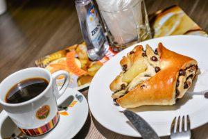 trigopan café da manhã