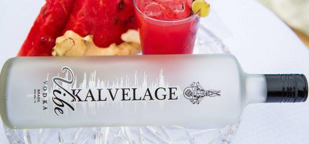 Nova vodka premium brasileira é lançada pela Kalvelage