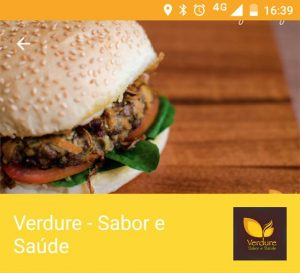 Meatless: aplicativo de delivery para vegetarianos