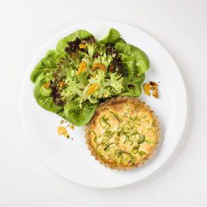 Quiches da Salad Creations