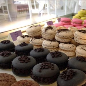 sucre patisserie macarons