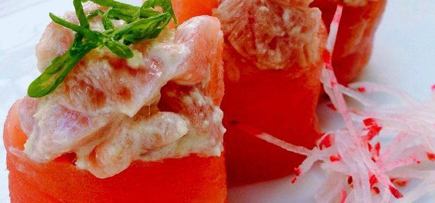 Ryori Sushi Lounge com cardápio simplificado e novos pratos