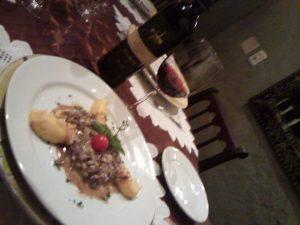 Jantar no Moranga (Divulgação)