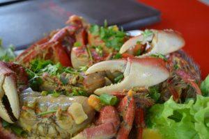 Caranguejos do Ordones: delícia da Parquelândia (Divulgação)