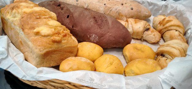 Portal Sabores Visita: Rosmarino Pães