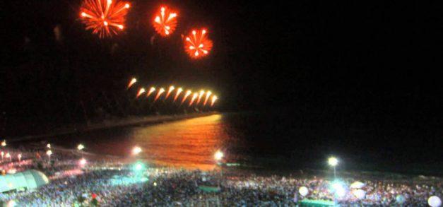 Réveillon em Fortaleza: restaurantes abrirão para virada do ano