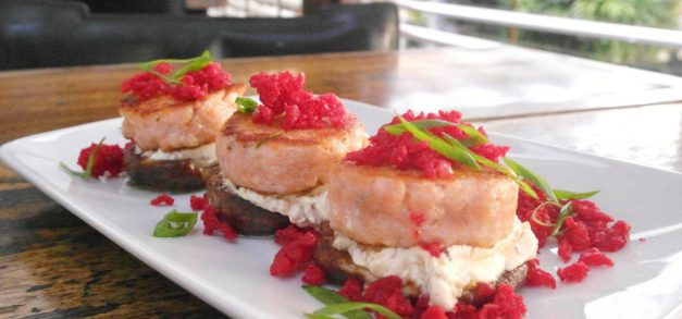 Viagem pelo japonês contemporâneo: Ryori Sushi Lounge