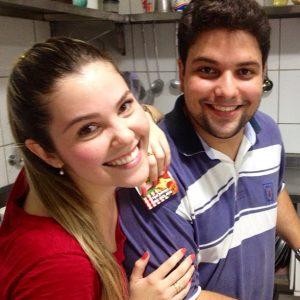 Bárbara Severo e Gustavo Freitas