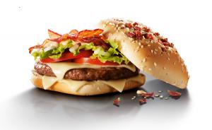 Big Tasty Bacon: novidade do McDonalds (Divulgação)