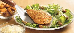 Chicken Ceasar Salad (Divulgação)