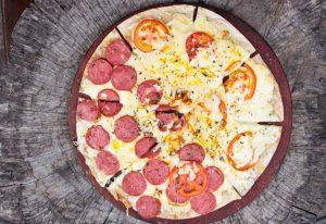 peon taco y piza