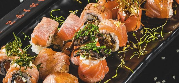 Rodízio de sushi em Fortaleza