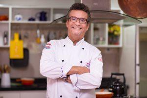 Chef Léo Gondim (foto; divulgação)
