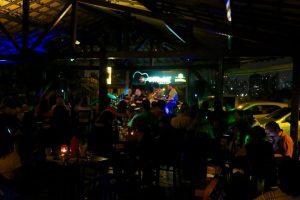 ponto de luz restaurante e bar