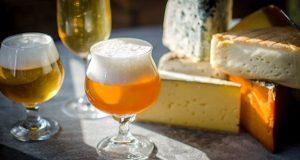 Sugestões de harmonizações de queijos e cervejas