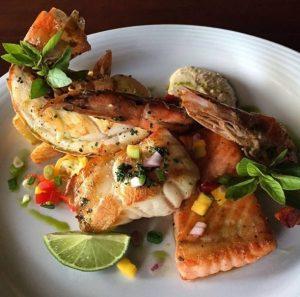Seafood Platter é um dos destaques do Le Cuisinier (Divulgação)